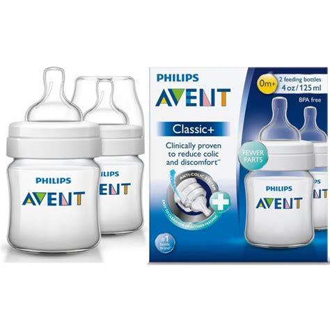 Avent Botol Classic Plus 125 Ml Isi 2 avent classic feeding bottle 4oz 125ml pack