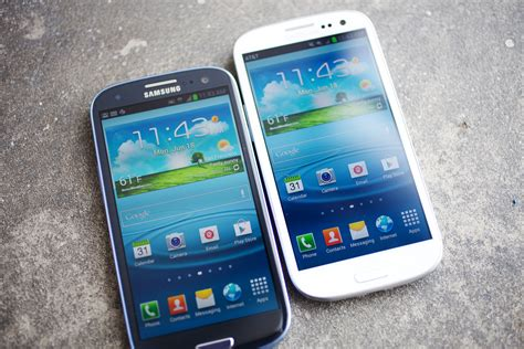 galaxy phone review samsung galaxy s iii android phone
