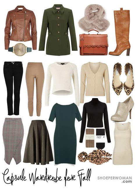 capsule wardrobe autumn 2014 gt shoeperwoman