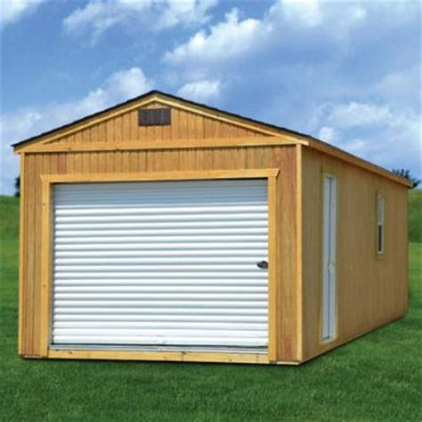 Garage Portable Buildings by Treated Portable Garage Derksen Portable Buildings