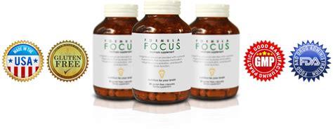 supplement formula formula focus nootropic supplement ingredients reviews
