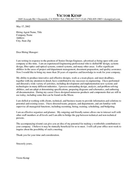 Creating A Cover Letter by Writing Powerful Cover Letters