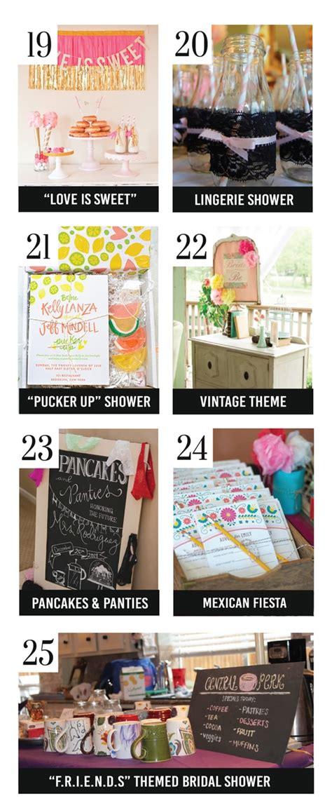 Amazing Bridal Shower Ideas by 150 Bridal Shower Ideas