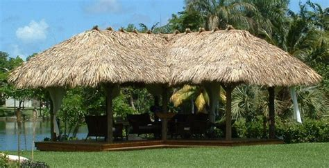 Tiki Huts On The Custom Built Tiki Huts Tiki Bars Nationwide Delivery