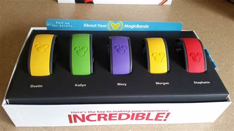 disney band colors what is a disney magic band a dollop of disney