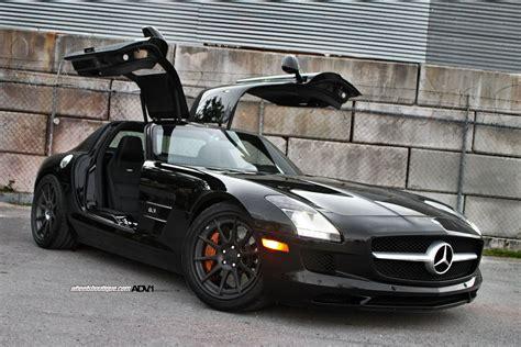 Ward Chrysler Center by Gallery Black On Black Adv1 Mercedes Sls