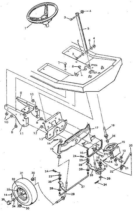 murray mower parts diagram murray mower parts mower for sale
