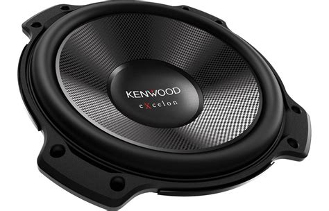 Speaker Kenwood 12 Inch kenwood kfc xw120 excelon series 12 inch 4 ohm subwoofer