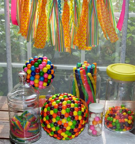Skittles Decorations by Theme Decorations Land Decor By Jennasgarden
