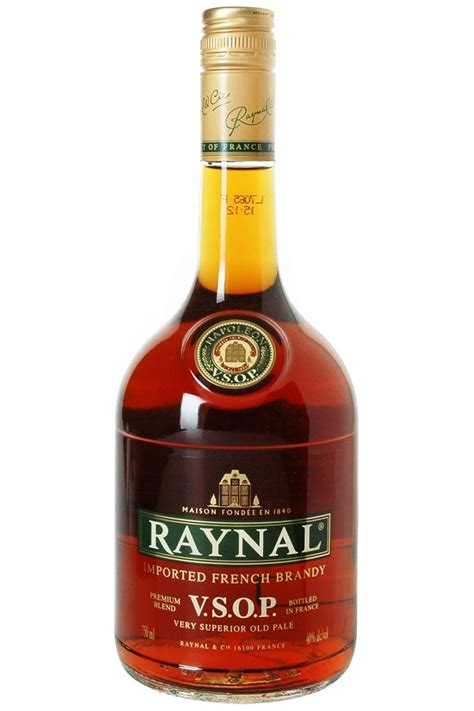 Home Wine Storage by Raynal French Brandy Vsop Haskell S