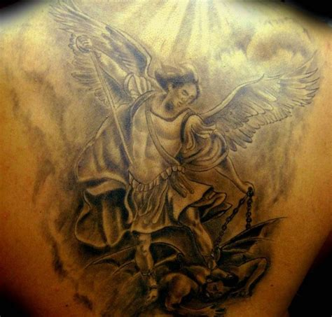44 best archangel gabriel tattoos images on