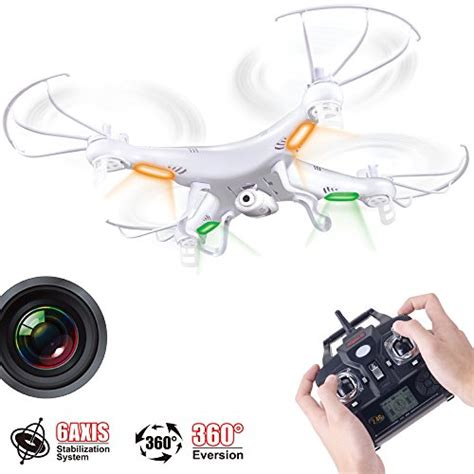 Drone Universe 6 Axis Gyro acten syma x5c 1 2 4ghz 6 axis gyro rc quadcopter drone uav rtf ufo with 2mp hd drone