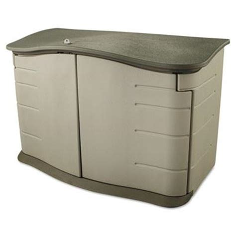 Roughneck Large Storage Shed by Sasila Rubbermaid Roughneck Large Storage Shed
