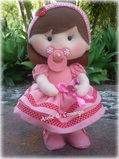 Boneka Patchwork Dolls Apple pin by ateli 234 gi camargo on bonecas baby moranguinho em feltro dolls and felting