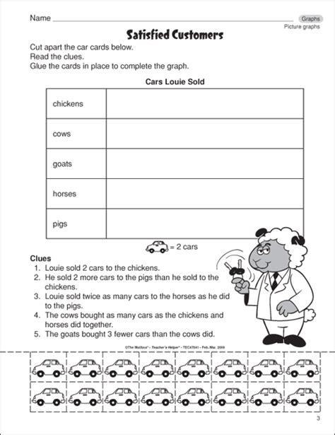 printable graphs for second grade free 2nd grade graph worksheets worksheets for all
