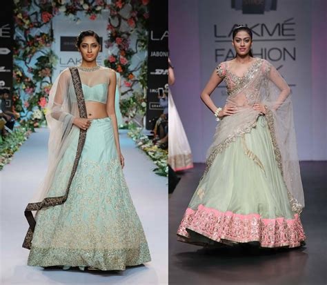 Colors That Go With Pink by Top Bridal Lehengas For This Wedding Season