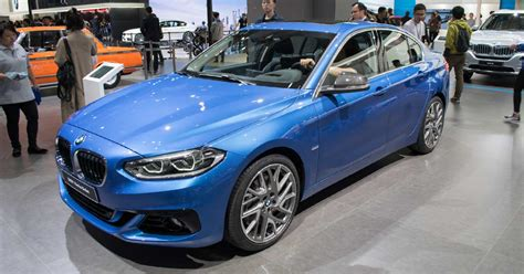 bmw in china bmw 1 series sedan why it is so important for bmw in china