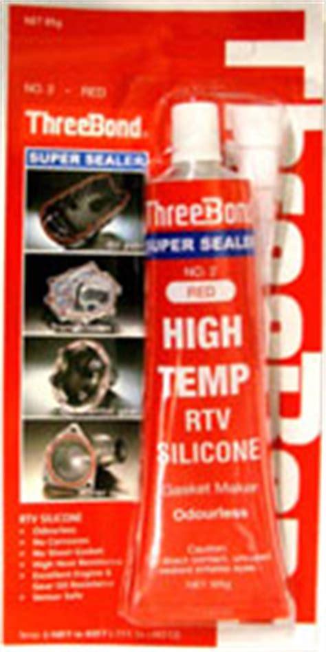 Lem Material Threebond High Temp Rtv Silicone Gasket Maker No 2 threebond product range