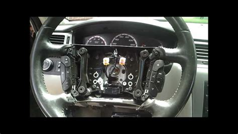 airbag deployment 1998 chevrolet 3500 navigation system remove airbag from gm vehicle youtube