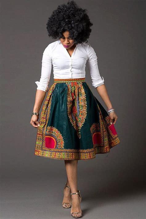 african attire skirt african print high waist maxi skirts www pixshark com