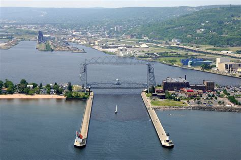 boat lifts for sale duluth mn aerial lift bridge in duluth mn united states bridge