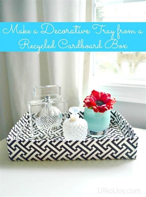 home decor tray 15 decorative diy trays for home tutorials sign in