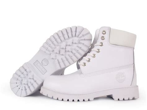 all white boots for s timberland 6inch boots white shoes