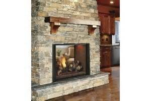 See Through Fireplace Insert by See Through Gas Fireplace Insert Basement Ideas