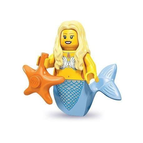 Lego Minifigures 71000 Series 9 Mermaid Lego Minifig Series 9 Mermaid 71000 La Brique
