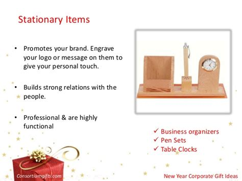 new year business gift ideas new year corporate gift ideas