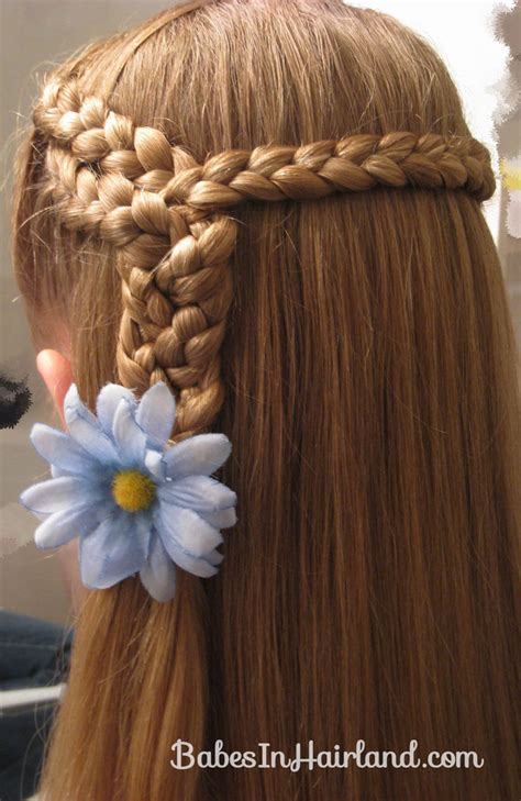 hairstyles of 3 braids atached 3 braids into 1 braid babes in hairland