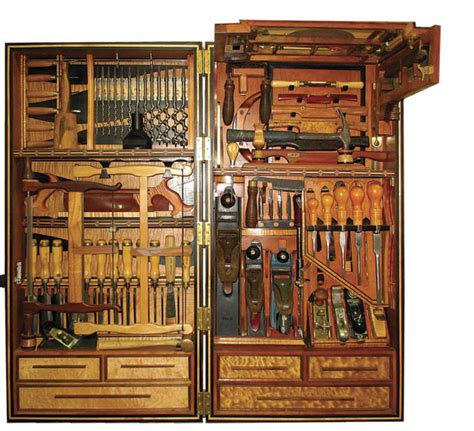 studley inspired tool chest finewoodworking