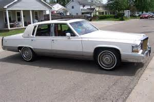 1990 Cadillac Brougham Mpg Buy Used 1990 Cadillac Brougham D Elegance Sedan 4 Door 5