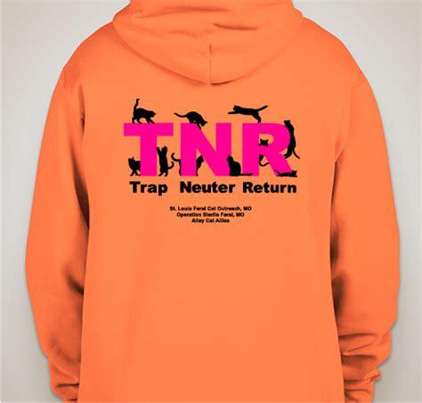 Trap Neuter Return tnr trap neuter return saves lives custom ink fundraising