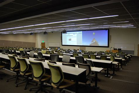clough commons classrooms and auditoriums