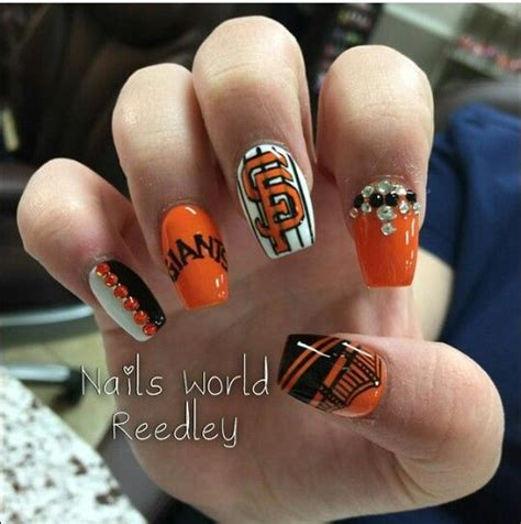 San Francisco Giants Nail