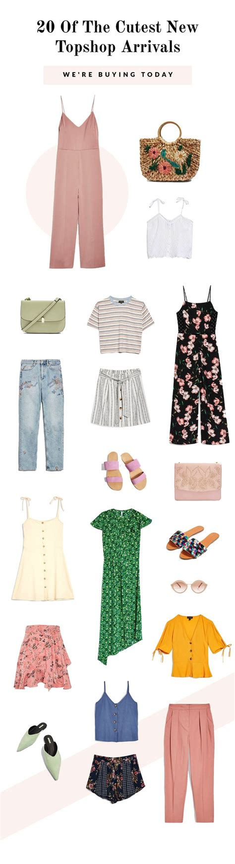 Ten Things We Want From The New Topshop by 20 Of The Cutest New Topshop Arrivals We Need Right Now