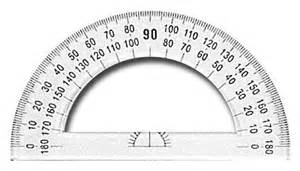 Protractor Template by Printable Protractor Cliparts Co