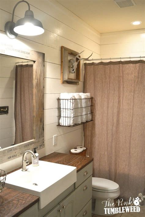 rustic bathroom ideas pinterest best rustic bathroom lighting ideas on pinterest rustic