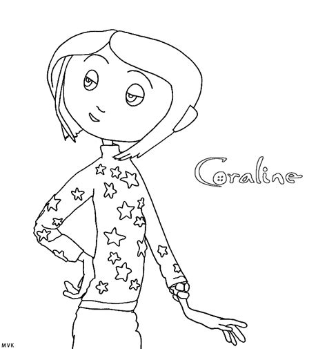 coraline coloring pages coraline printable coloring pages coloring home