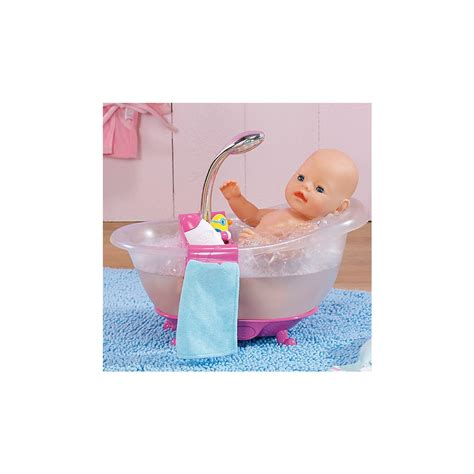 baby born bathtub baby born interactive bathtub with duck toys for