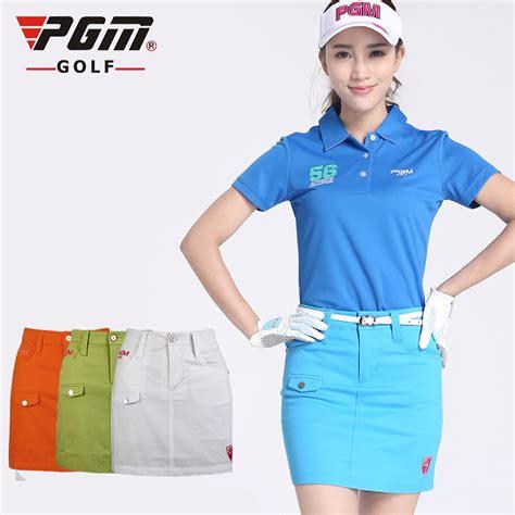 Golf Wardrobe by Pgm Quality Ma Am Womens Golf Pantskirt Cotton