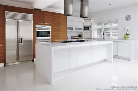 exotic wood kitchen cabinets kitchen of the day minimalist kitchen with white floors