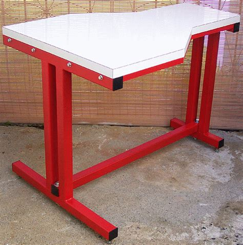 aluminum shooting bench wood shooting bench plans steel pdf plans