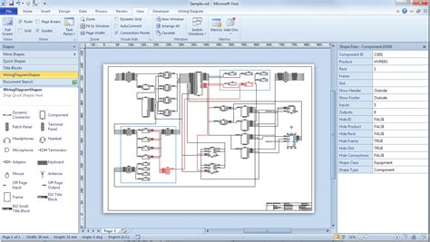 visio diagram exles what is microsoft visio 174 lucidchart