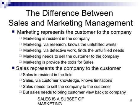 Mba Difference Between Marketing And Selling by Marketing How To Improve Sales