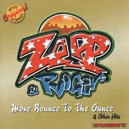 zapp more bounce to the ounce zapp roger more bounce to the ounce other hits cd