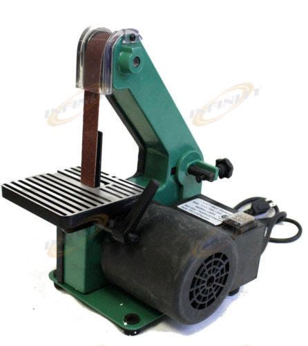 110v bench grinder ul listed 110v bench top 1 quot x 30 quot 1 3hp belt sander