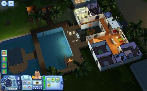 How To Build A Cool House In Sims 3 8 Easy Steps Cool House Plans For Sims 3