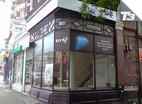Bt Store Opens To The Masses Even If You Get Your Broadband From A Rival uk isp bt opens high broadband demonstration shops